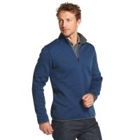 Gh Bass Men's Mountain Fleece 1/4-Zip Pullover