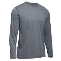EMS Men's Techwick Essentials Long-Sleeve Crewneck Shirt - Size XL