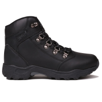 Gelert Kids' Leather Mid Hiking Boots