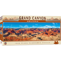 Master Piece Puzzle Co. Grand Canyon 1,000 Piece Puzzle