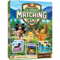 Master Piece Puzzle Co. Jr. Ranger Matching Game