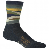 Farm To Feet Men's Max Patch Lightweight Technical Crew Sock