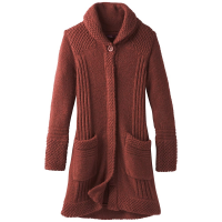 Prana Women's Elsin Sweater Coat - Size L