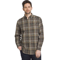 G.h. Bass & Co. Men's Madawaska Flannel Long-Sleeve Trail Shirt
