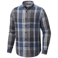 Columbia Men's Cooper Lake Plaid Long-Sleeve Shirt - Size M