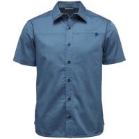 Black Diamond Men's Short-Sleeve Stretch Operator Shirt - Size S
