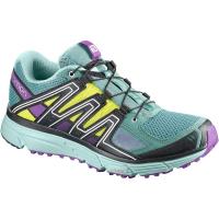 Salomon Women's X-Mission 3 Trail Running Shoes - Size 6