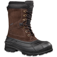 Kamik Men's Nationwide Waterproof Insulated Storm Boots, Wide