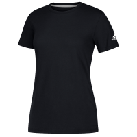 Adidas Women's Short-Sleeve Performance Crew Neck Tee