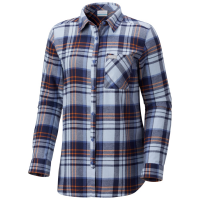 Columbia Women's Simply Put Ii Long-Sleeve Flannel Shirt - Size L