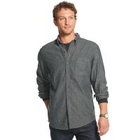 G.h. Bass & Co. Men's Solid Fireside Flannel Shirt