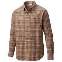 Columbia Men's Boulder Ridge Long-Sleeve Flannel Shirt - Size M