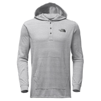 The North Face Men's Henley Tri-Blend Pullover Hoodie - Size M