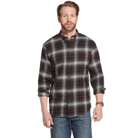 G.h. Bass & Co. Men's Long-Sleeve Plaid Flannel Shirt