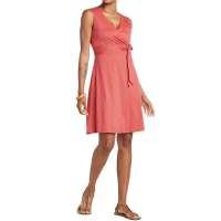Toad & Co. Women's Cue Wrap Sleeveless Dress - Size L