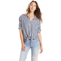 Levi's Women's Ryan One-Pocket Boyfriend Shirt