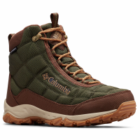 Columbia Men's Insulated Wp Firecamp Hiking Boots
