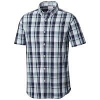 Columbia Men's Rapid Rivers Mirage Short-Sleeve Shirt - Size M