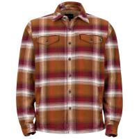 Marmot Men's Ridgefield Long-Sleeve Flannel Shirt - Size L
