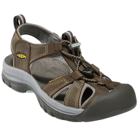 Keen Women's Venice Sandals, Black Olive/surf Spray - Size 11