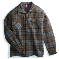 EMS Men's Timber Lined Flannel Shirt - Size L