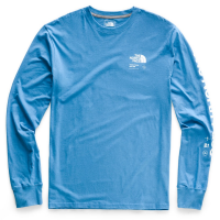 The North Face Men's Half Dome Explore Long-Sleeve Tee - Size M Past Season