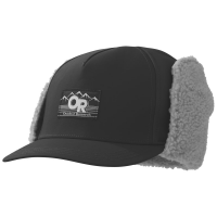 Outdoor Research Men's Black Ice Cap