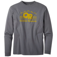 Outdoor Research Men's Advocate Long-Sleeve Tee - Size M