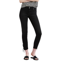 Levi's Women's 711 Lace-Up Skinny Jeans