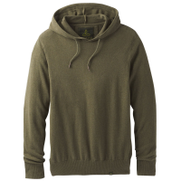 Prana Men's Throw-On Hooded Sweater - Size XL