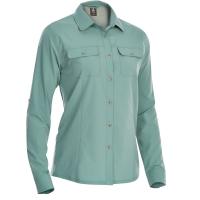 EMS Women's Techwick Traverse Upf Long-Sleeve Shirt - Size S