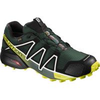 Salomon Men's Speedcross 4 Gtx Waterproof Trail Running Shoes - Size 8