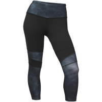 The North Face Women's Motivation High-Rise Printed Crop - Size L