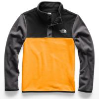 The North Face Boys' Glacier 1/4 Snap Fleece Pullover - Size S, Past Season