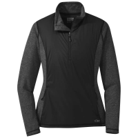 Outdoor Research Women's Melody Hybrid 1/2-Zip Jacket