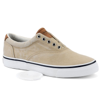 Sperry Men's Striper Cvo Salt Washed Twill Sneakers - Size 8.5