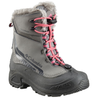 Columbia Girls' Bugaboot Iv Waterproof Insulated Storm Boots
