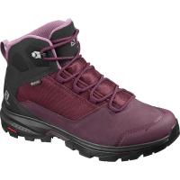 Salomon Women's Outward Gtx Waterproof Hiking Boots - Size 6