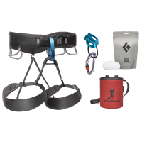 Black Diamond Men's Momentum Harness Package
