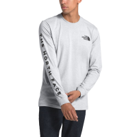 The North Face Men's Bottle Source Long-Sleeve Tee - Size L, Past Season