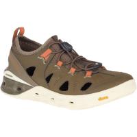 Merrell Men's Tideriser Sieve Boat Shoe - Size 10