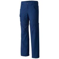 Columbia Big Girls' Silver Ridge Iii Convertible Pants - Size M