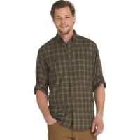 G.h. Bass & Co. Men's Plaid Explorer Sportsman Long-Sleeve Shirt
