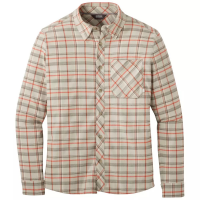 Outdoor Research Men's Kulshan Flannel Shirt - Size M