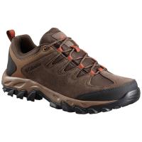 Columbia Men's Buxton Peak Waterproof Hikers, Wide - Size 10.5