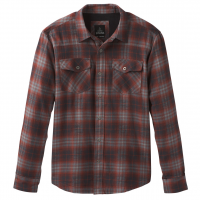 Prana Men's Asylum Flannel Long-Sleeve Shirt - Size M
