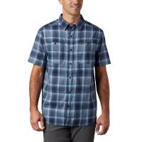 Columbia Men's Short-Sleeve Leadville Ridge Ii Button-Down Shirt - Size M