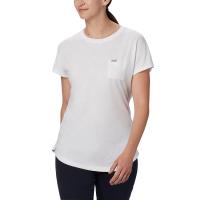 Columbia Women's Cades Cape Short-Sleeve Tee - Size S