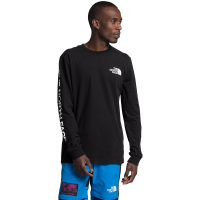 The North Face Men's Sleeve Hit Long-Sleeve Tee - Size S