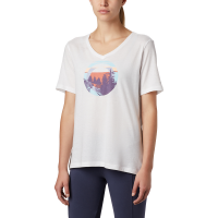 Columbia Women's Short-Sleeve Mount Rose Relaxed Tee - Size S